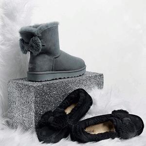 UGG Australia美国官网折扣区雪地靴低至4折促销