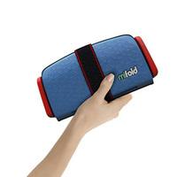 mifold Grab-and-Go 便携式大童安全座椅 蓝色