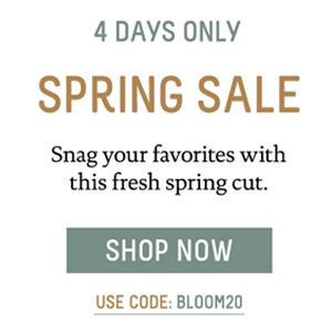 Biossance网站现有全场护肤品产品8折促销再来