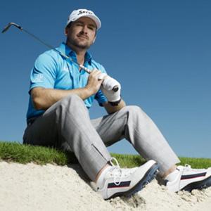 ECCO爱步官网现有Golf系列鞋履额外6折促销