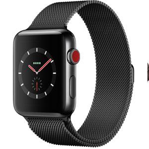 Apple Watch Series 3 42mm  不锈钢表带 智能手表