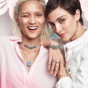 PANDORA Jewelry精选首饰套装系列低至7折