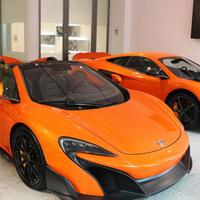 McLaren迈凯伦675LT多色跑车