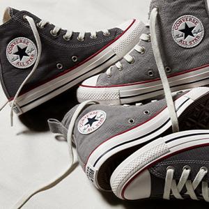 Converse匡威英国官网现有精选鞋服低至3折促销