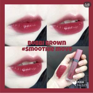 Bobbi Brown炙恋唇釉Haute cocoa/SMOOTHIE MOVE
