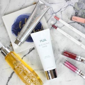 Pur Cosmetics官网全场美妆护肤满$100额外75折促销
