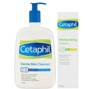 Cetaphil 丝塔芙 温和洁面乳 1L (送保湿润肤霜 100g)