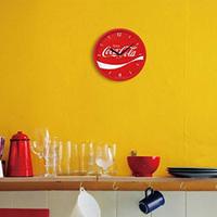 SEIKO精工X可口可乐 Coca-Cola 时钟