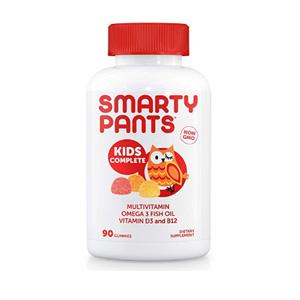 SmartyPants 儿童多种复合维生素软糖90颗