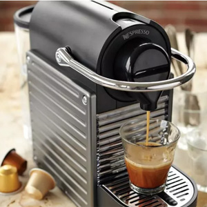 Krups Nespresso Pixie 胶囊咖啡机