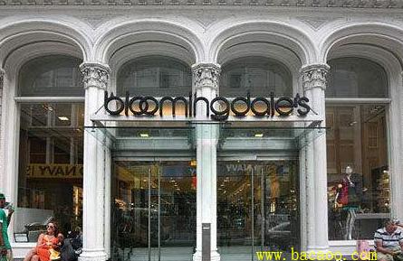 Bloomingdales美国订单可以用支付宝吗