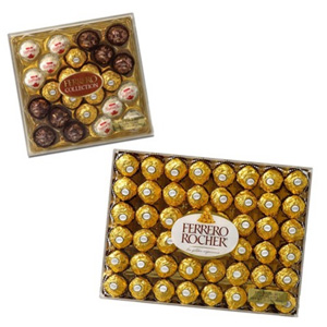 白菜!Ferrero 费列罗巧克力 48粒