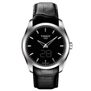 TISSOT天梭 Couturier库图T035.446.16.051.01 男士时装腕表