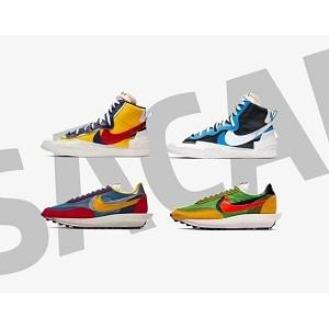 预售破一万!解构新风潮!Sacai x Nike 发售日期释出