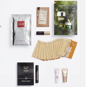 Nordstrom现有全场美妆满$150送超值大礼包+满$200送神仙水3件套