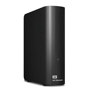 Western Digital西部数据 Elements 3.0英寸桌面硬盘 4TB