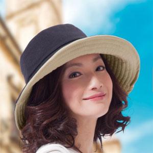 UV CUT 防紫外线 可折叠渔夫帽