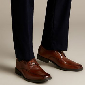Clarks美国官网精选鞋履额外75折促销
