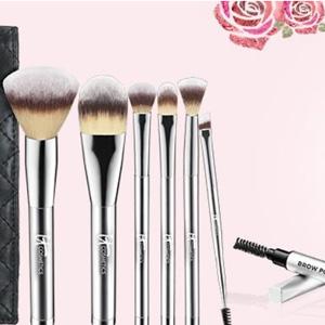 It Cosmetics现有全场购物满$90送化妆刷套装+眉笔