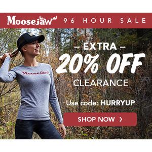 Moosejaw精选特价专区额外8折