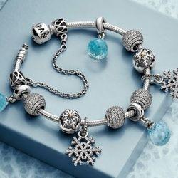 PANDORA Jewelry官网全场满$125赠价值$75手链