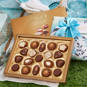 Lindt瑞士莲官网现有全场巧克力最高额外75折促销