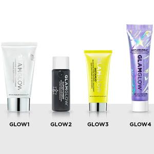 Glam Glow英国官网满£30自选明星产品旅行装