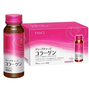 FANCL芳珂 胶原蛋白口服液 50ml×10本