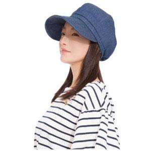 日本 小颜防晒帽 100%遮盖紫外线uv超长鸭舌帽 两色可选