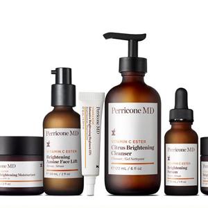 Perricone MD裴礼康精选酯化VC系列&低敏系列护肤低至6折促销