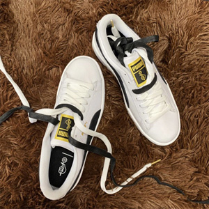 尺码全!PUMA x BTS防弹少年团 Basket 联名鞋款