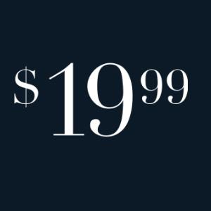 Nautica诺帝卡现有男女款POLO衫一律$19.99促销