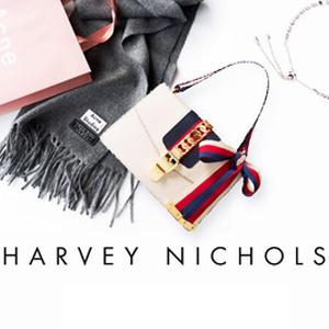 Harvey Nichols百货英国官网时尚7折/美妆9折促销