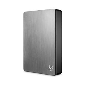 Seagate希捷 Backup Plus 睿品 5TB 移动硬盘 STDR5000101 银色