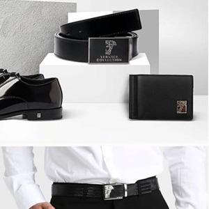 Unineed现有精选Versace范思哲腰带低至3折+额外8.2折促销