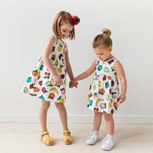 Hanna Andersson官网全场儿童裙装$20封顶、短裤$10封顶促销