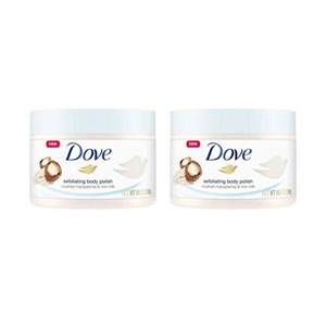 Dove多芬 坚果牛奶身体磨砂膏 298g*2罐