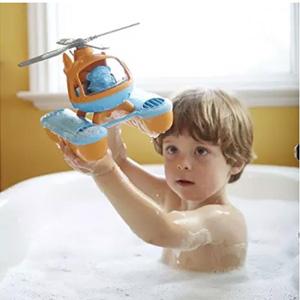 凑单品!Green Toys 水上直升飞机 儿童玩具