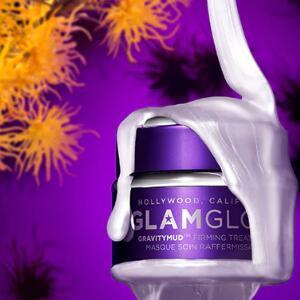 Glam Glow GRAVITYMUD™  紫瓶撕拉面膜 50g