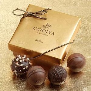 Godiva歌帝梵官网Memorial Day精选巧克力低至7.5折闪促
