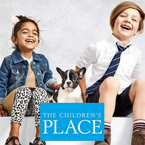 The Children's Place网站Memorial Day全场童装低至3折促销