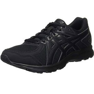 ASICS亚瑟士 JOG 100 2 运动鞋训练跑鞋 黑色
