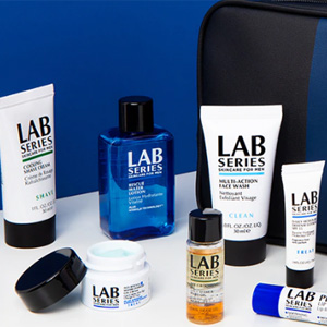 Lab Series朗仕官网全场护肤满$65赠正装面膜100ML