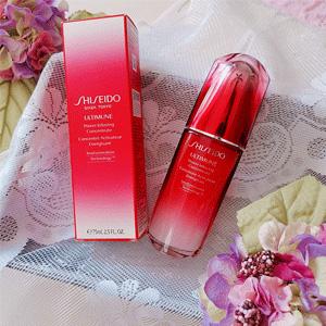 一件免邮!Shiseido资生堂 红腰子精华 75ml