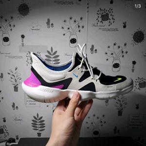 小红书热门款!NIKE FREE RN 5.0 男款赤足运动鞋