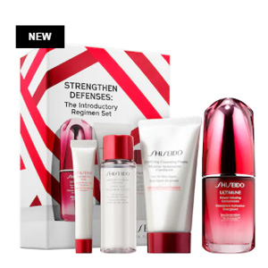 Shiseido资生堂红腰子4件套超值套装(价值$117)