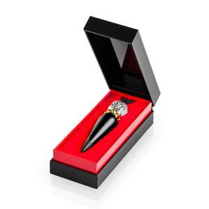 CHRISTIAN LOUBOUTIN萝卜丁 女王权杖黑管哑光口红 #005M *2件