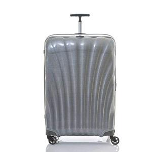 Samsonite新秀丽 25寸Cosmolite系列 高端拉杆箱 银色