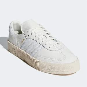 尺码全!ADIDAS阿迪达斯 Sambarose 运动鞋
