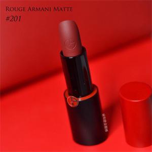201/400补货!Giorgio Armani新款哑光唇膏